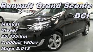 renault grand scenic dci 13 manual diesel 130cv 25 335km autocarpe