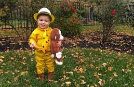 the man in the yellow hat costume toddler curious george costume