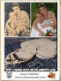 cadeau 60 ans de mariage leurs portraits du jour de leur mariage comme cadeau pour leurs