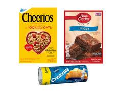 new betty crocker cheerios and pillsbury coupons u003d more free cake