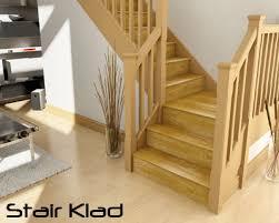 stair klad oak stair cladding system oak stair tread coverings