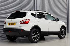 nissan rogue in uk nissan u0027s qashqai crossover gets 360 edition priced from 19 945