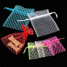 tulle bags 4 dot tulle favor bag floral supply syndicate floral gift