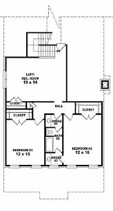 Floor Plans For Narrow Lots by Howard Lake Narrow Lot Home Plan 087d 0808 House Plans And More