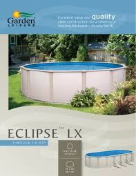 Backyard Leisure Pools by Swim Above Ground Pools The Pool Guys