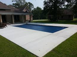 exterior design exciting kool deck with simple swimming pool