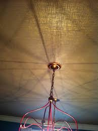 love the textured wallpaper ceiling dine me pinterest metallic grasscloth on ceiling from i suwannee blog i love her