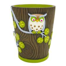 amazon com allure home creations awesome owls microfiber printed