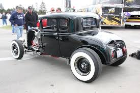 Model Top 100 by Larry Terpstra 1930 Model A Coupe Rod Network