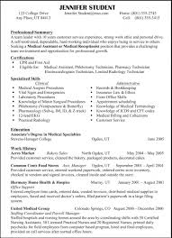 what should be written in resume headline free resume example