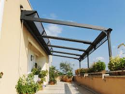 Motorized Awnings Reviews Retractable Awnings Home U0026 Interior Design