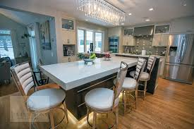 island kitchens designs transitions kitchens and baths island styles for your ideal