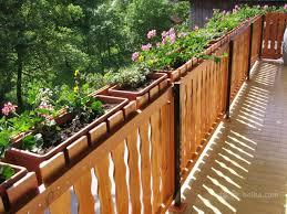 balkonske vrtne ograje balkonska vrtna ograja po nar