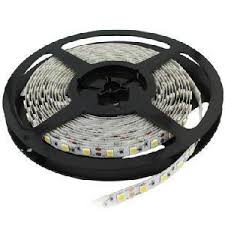 Led Roll Led Striplight 12v 5050 Non Waterproof 5m Roll Cool White