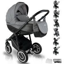 siege auto pliant poussette nacelle siège auto bexa line gris noir cadre bébé