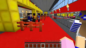 Six Flags Great America Jobs Six Flags Great America X Flight Is Open Now In Minecraft Ps4 On