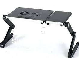 ordinateur portable ou de bureau table lit pour ordinateur portable tablette de support en bambou