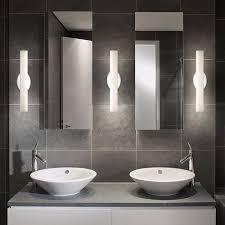 designer bathroom light fixtures terrific modern bathroom lighting 42 best images on home
