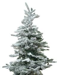 snow covered artificial christmas tree these artificial trees are
