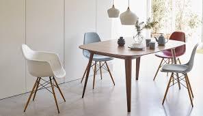 eames chair living room eames dar armchair new height mauve grey chrome