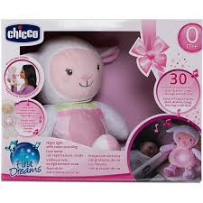 si e de table chicco chicco dreams lullaby sheep nightlight pink buy at online4baby