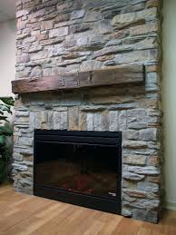 tiled fireplace ideas tile stacked stone veneer installation cost