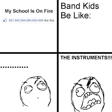 Marching Band Memes - marching band memes