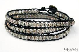 diy bracelet with beads images Diy wrap bracelet tutorial crafts unleashed jpg