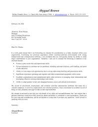 Letter For Sending Resume For Job by Sales Entry Level Cover Letter Samples Vault Com