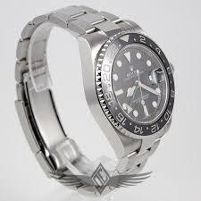 bracelet oyster rolex images Rolex gmt master ii ceramic bezel black dial stainless steel jpg