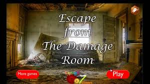 escape from the damage room escape 007 games walkthrough youtube