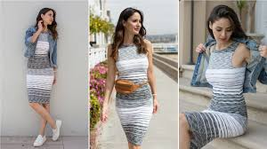 How To Wear A Midi Dress Chi Blog