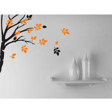Decoration Geometric Wall Decals Home by Art On Walls Home Decorating Tree Wall Decal Nature Home Decor