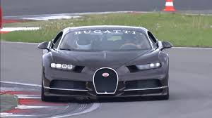 first bugatti in a first watch the boss of bugatti drive the chiron at