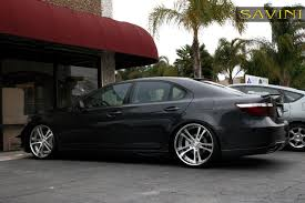 lexus metallic ls savini wheels