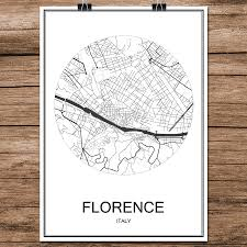Florence Italy Map Online Buy Wholesale Florence Italy From China Florence Italy
