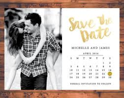 wedding invitations and save the dates wedding save the dates etsy