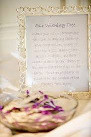 wishing tree sayings wish tree poem maggie s bridal shower poem rustic