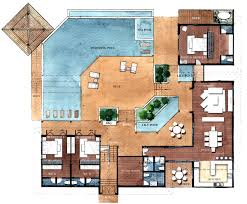 residential floor plans open floor plans home plans with pool alovejourney me