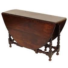 Vintage Drop Leaf Table Antique English Oak Gateleg Table At 1stdibs