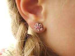 how to make your own clip on earrings no need to your ears earrings etsy sew useful contest