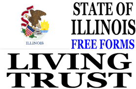 illinois living trust forms download free living trust forms