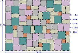 Patio Layout Design Patio Laying Patterns 4 Sizes Pavers Pin Paving