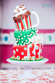 cake how to my kris kringle worthy topsy turvy christmas cake