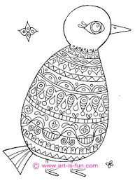 special bird coloring pages adults design ideas