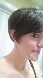 growing out pixie haircut month 5 long pixie very short bob