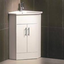 Bathroom Corner Sink Unit Corner Sink Unit Ebay