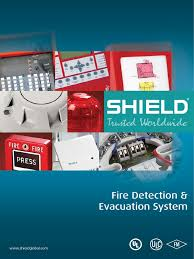 Shield Fire Detection Equipment Relay Telephone