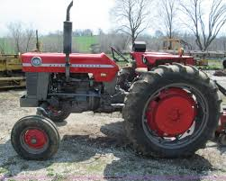 massey ferguson 165 tractor item e5983 sold may 8 ag eq