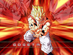 dragon ball goku super saiyan gogeta dragonball movie characters